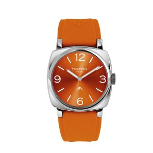 Montre Belleville orange Augarde