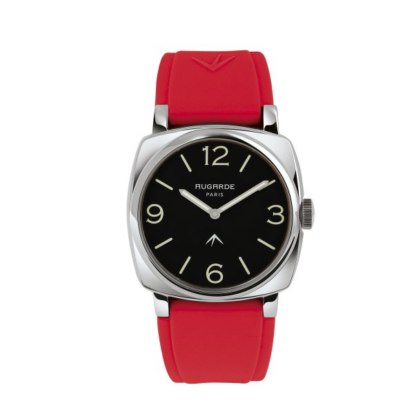 Montre Odeon rouge Augarde
