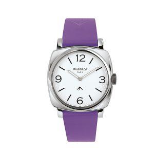 Montre Gaillon violette Augarde