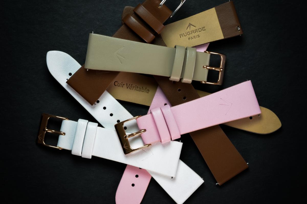 Bracelets de Montre en cuir Augarde